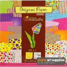 Origami Paper - Bubbles