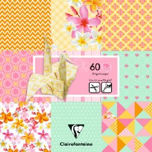Origami Paper - Shabby