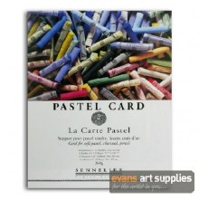 Pastel Card Pad Assorted 24x32