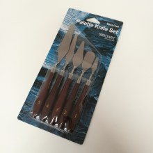 Palette Knife Set 5