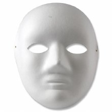 Paper Mask Face (1)