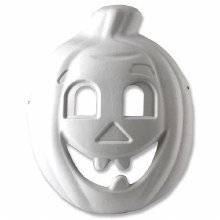 Paper Mask Pumpkin (1)