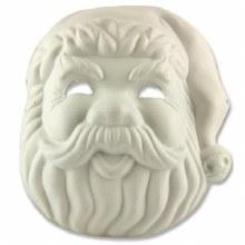 Paper Mask Santa (1)