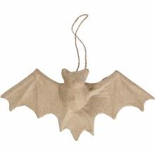 Papier Mache Bat