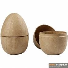 Papier Mache Egg each*