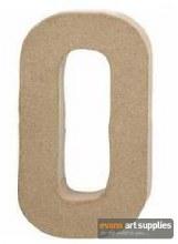 Papier Mache Large Letter O