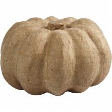 Papier Mache Pumpkin 10cm