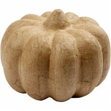 Papier Mache Pumpkin 9cm
