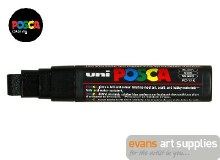 PC-17K BLACK UNI POSCA