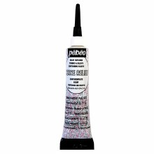 Pebeo Cerne Relief - Transparent Glitter 20ml