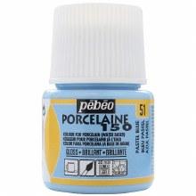 Pebeo Porcelaine 150 - Pastel Blue 45ml