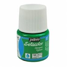Pebeo Setacolor Opaque Matt - Leaf Green 45ml