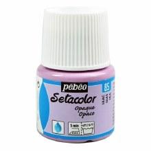 Pebeo Setacolor Opaque Matt - Lilac 45ml