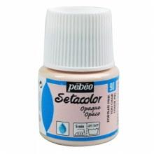 Pebeo Setacolor Opaque Matt - Portrait Pink 45ml