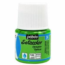 Pebeo Setacolor Opaque Matt - Spring Green 45ml