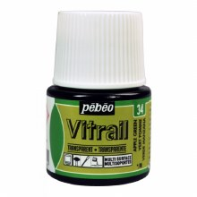 Pebeo Vitrail - Apple Green 45ml