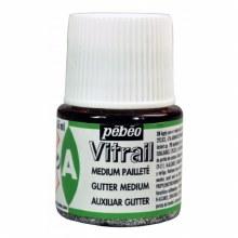 Pebeo Vitrail - Glitter Medium 45ml