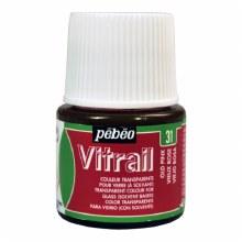 Pebeo Vitrail - Old Pink 45ml