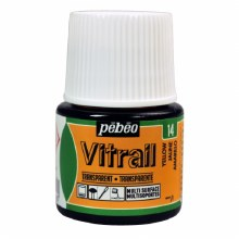 Pebeo Vitrail - Yellow 45ml