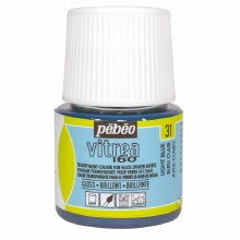 Pebeo Vitrea Light Blue 45ml