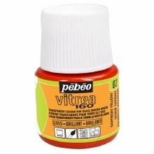Pebeo Vitrea Saffr Yellow 45ml