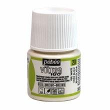 Pebeo Vitrea Veil White 45ml