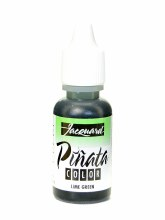 Piñata Alcohol Ink Lime Green