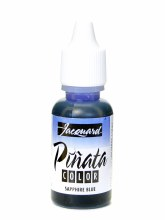 Pinata Alcohol Ink Sapphire Blue