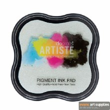 Pigment Ink Pad Clear Emboss