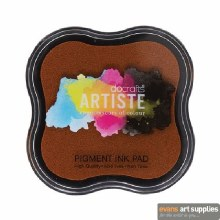 Pigment Ink Pad Dark Orange*