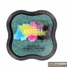 Pigment Ink Pad Metallic EvrG*