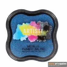 Pigment Ink Pad Metallic Jean