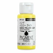 Holbein 35ml Pigment Paste Hansa Yellow Light