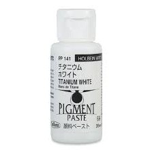 Holbein 35ml Pigment Paste Titanium White