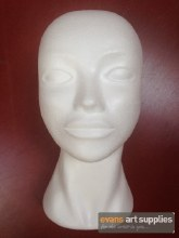 Polystyrene Female Head