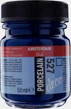 Amsterdam Deco Porcelain 527 Sky Blue 50ml