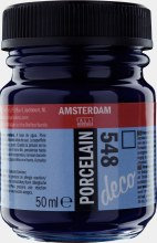 Amsterdam Deco Porcelain 548 Blue Violet 50ml
