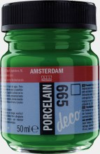 Amsterdam Deco Porcelain 665 Spring Green 50ml