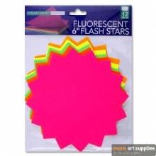 """PREMIER DEPOT 6"""" FLASH STARS"""