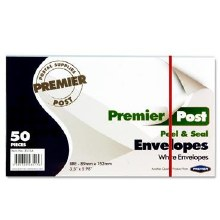 PREMIER POST PKT.50 BRE P+S