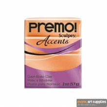 Premo Accents 2oz Copper