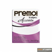 Premo Accents 2oz Frost White