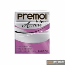 Premo Accents 2oz Silver
