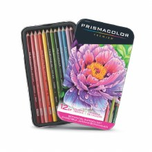 Prismacolor Pencils Botanical Set 12s