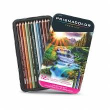 Prismacolor Pencils Landscape Set 12s