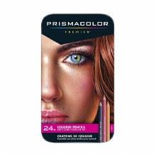 Prismacolor Pencils Portrait Set 24s