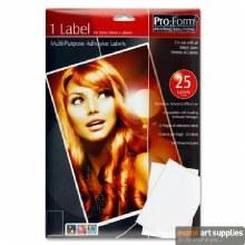 Pro:Form Label 1 label