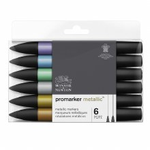 PROMARKER Set 1 Metallic 6s