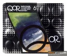 QoR Earth Colours Set 6 x 5ml