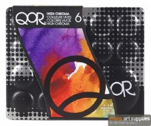 QoR High Chroma Set 6 x 5ml